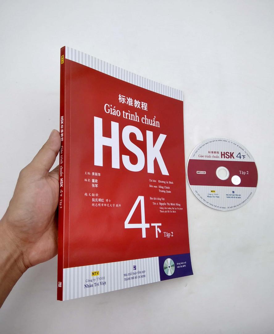 Giáo trình chuẩn HSK 4 (Tập 2)