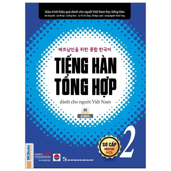 Tiếng Hàn tổng hợp Sơ cấp 2 - Bài tập