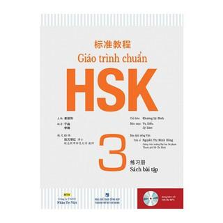 Giáo trình chuẩn HSK 3 - Bài tập