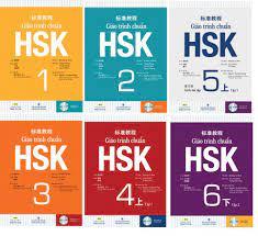 Download trọn bộ miễn phí giáo trình HSK1 đến HSK6 tiêu chuẩn mới nhất