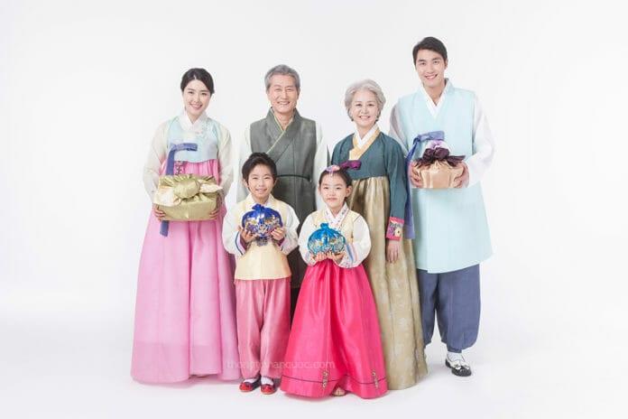 Cùng nhau học tiếng Hàn về chủ đề gia đình