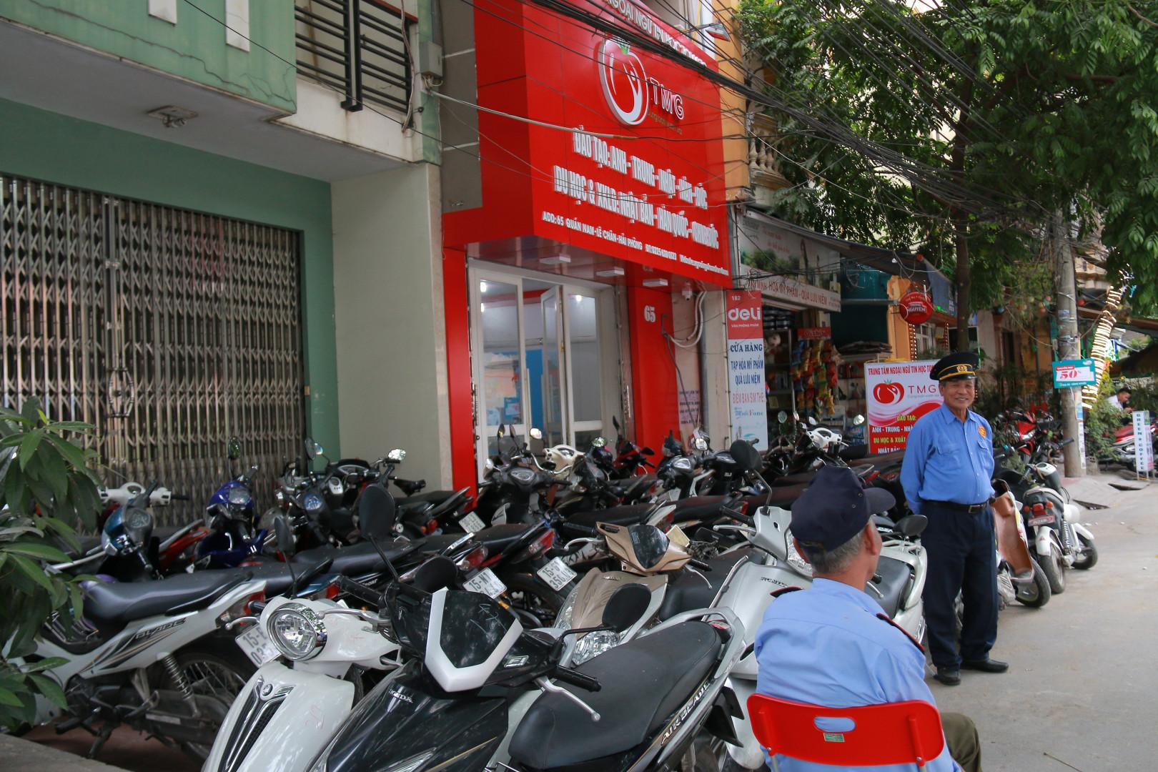 Học tiếng Trung Uy tín tại Hồ Chí Minh
