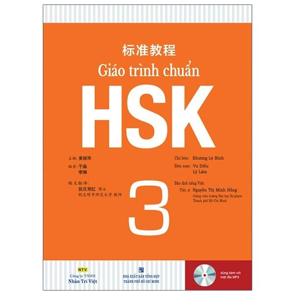 Giáo trình chuẩn HSK 3