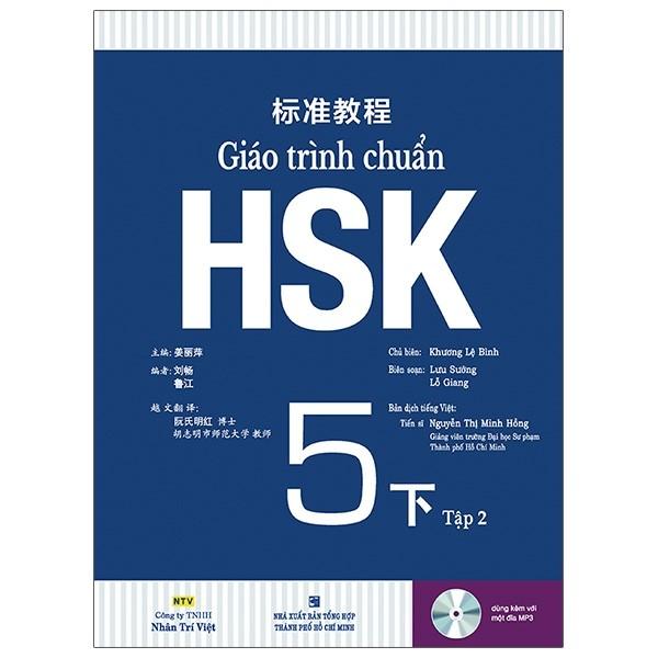 Giáo trình chuẩn HSK 5 (Tập 2)