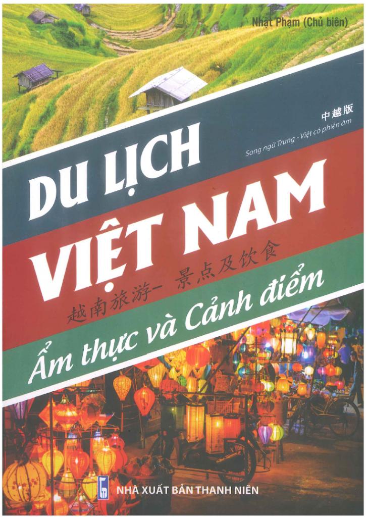 Sách - Du lịch Việt Nam ẩm thực và cảnh điểm