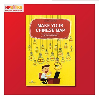Sách - make your chinese map