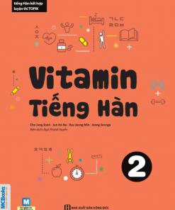 Sách -  Vitamin học tiếng Hàn 2