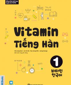 Sách - Vitamin tiếng Hàn 1