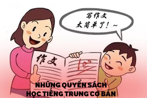 Top 5 giáo trình tự học tiếng Trung dành cho người mới bắt đầu tốt nhất