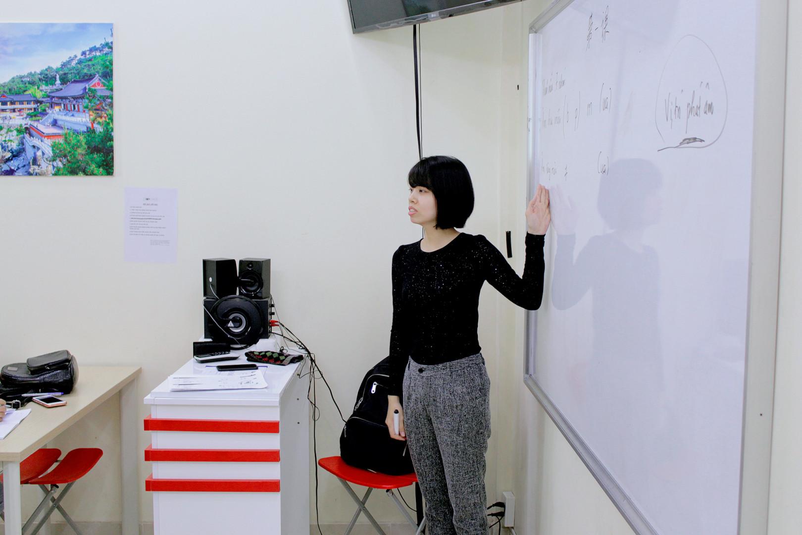 Trung tâm học tiếng Trung uy tín tại Hà Tĩnh