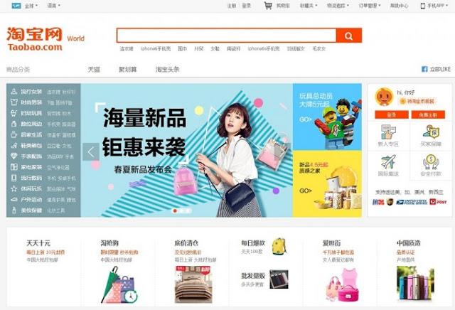 Từ vựng mua hàng trên Taobao chi tiết nhất